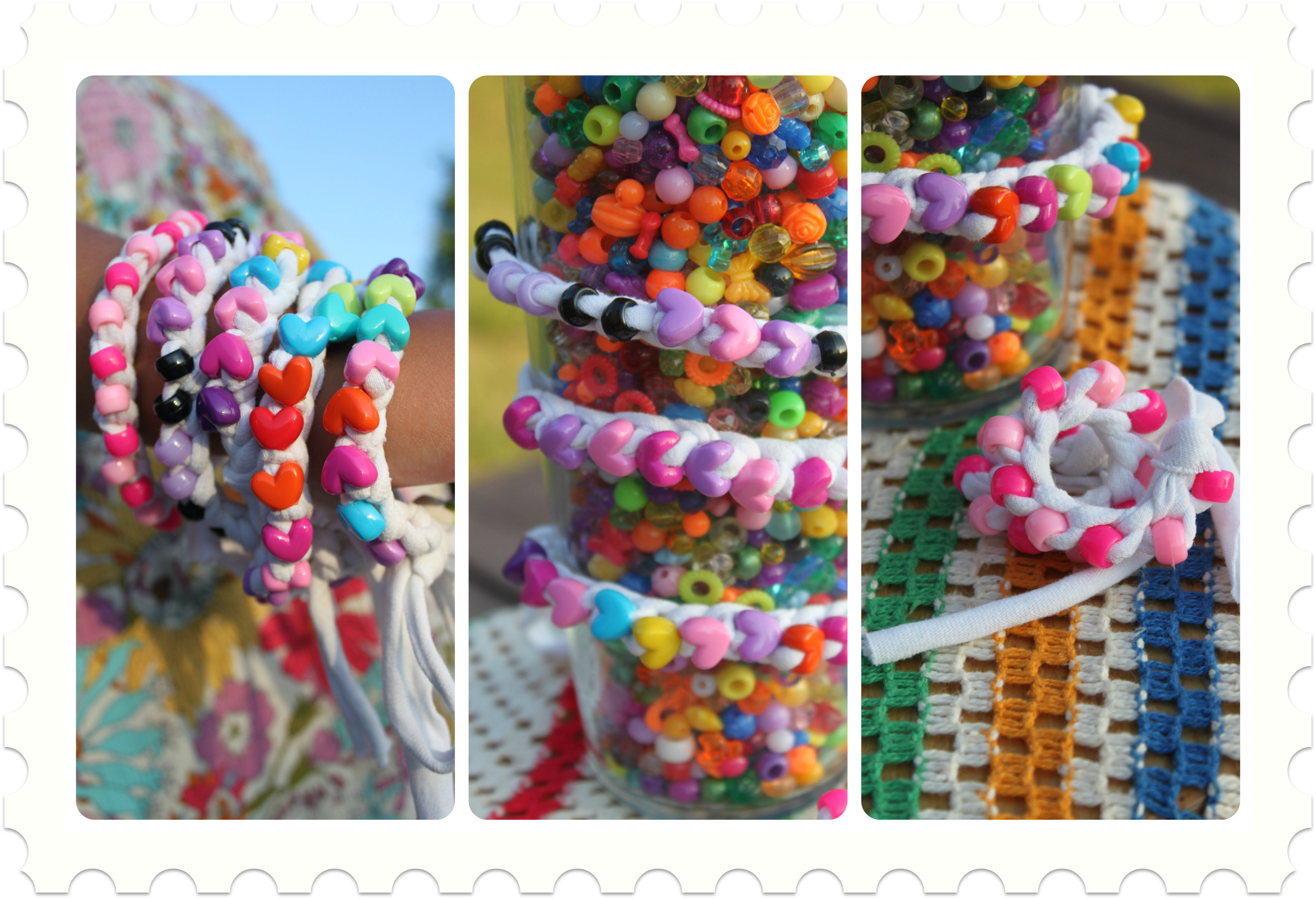 Make Beaded Bracelets - How To Information | eHow.com