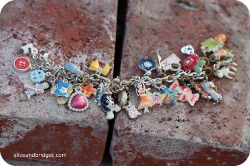 Gymboree Charms Charm Bracelet